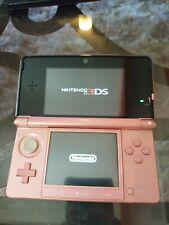 Console Nintendo 3ds Rose excellent etat