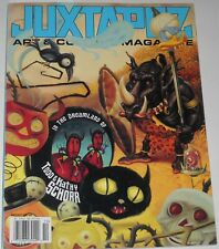 Juxtapoz Art & Culture Magazine Issue #58 September October 2005 Michael Hussar