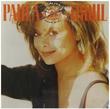FOREVER YOUR GIRL by PAULA ABDUL. RARE IN LIKE NEW CONDITION
