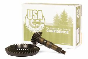 """2011-2017 FORD F150 - 9.75"""" REAR - 4.56 RING AND PINION - USA STANDARD GEAR SET"""