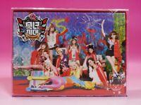 CD SNSD Girls Generation Korea press 4th Album I got a boy Group ver.