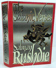 The Satanic Verses, Salman Rushdie, First American Edition,Viking 1989 Hardcover