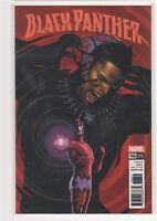 Black Panther #166 Klaw variant 9.6