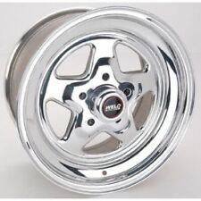 Weld Racing 96 58210 Pro Star 15x8 Wheel Rim Polished New