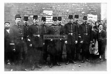 pt4888 - Kinsley Eviction Police, Yorkshire - photo 6x4