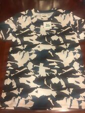 Puma Mens BWGH AOP Shale Brown/ Camo T Shirt TL24416 Large $60