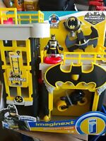 New Imaginext DC Super Friends Streets of Gotham City Tower Playset