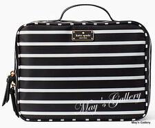 Kate Spade Handbag Wallet Cosmetic Bag Make Up Case Purse Hand Bag Jewel Nwt