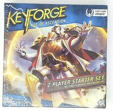 KEYFORGE Age of Ascension 2 Player Starter Set Factory Sealed Board Game
