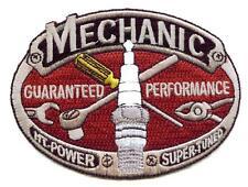 Ricamate patch meccanico mechanic CHIAVE DINAMOMETRICA sintonizzatore Motorsport perb