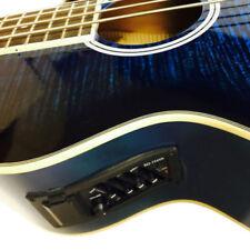 Chitarre bassi blu 4 corde