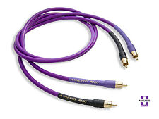 Analysis Plus Oval One w/RCA Audio Interconnect Cable (Stereo Pair) 0.5 m