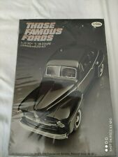 Testors Those Famouse Modellbausatz Fords 1948 Ford Cuupe in 1:25 OVP
