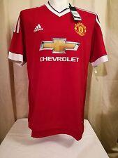 Manchester United Adizero jugador cuestión de grado por Camiseta De Fútbol Adidas BNWT (XL)