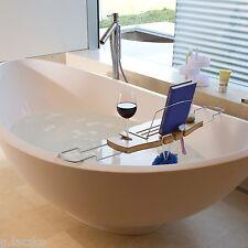 Bathtub Caddy Shower Soap Bath Dish Bathroom New Id Dispenser Organizer Holder