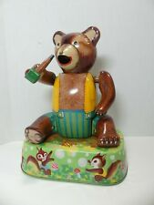 New ListingVintage 1950's Modern Toys Mt Bubble Bear Battery Operated Toy - Made in Japan