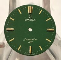 DIAL CADRAN DE MONTRE OMEGA SEAMASTER 120 @ 22,45 MM @ OMEGA WATCH NEW OLD STOCK