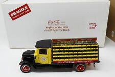 Danbury Mint 1928 Coca Cola Delivery Truck 1:24 Diecast Replica Original Box