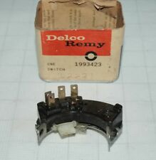 1968-69 1993423 DELCO REMY D2221 AMERICAN MOTORS-AMC NEUTRAL/BU SWITCH-NOS NEW