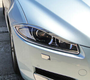 JAGUAR XF SPORTBRAKE 2011 UP HEAD LIGHT TRIM
