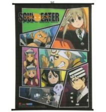 Soul Eater Japanese Anime Home Decor Wall Scroll Decorate Poster 33x44in