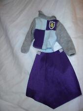 Bratz Boyz doll clothes shirt with cape costume pieces also fit Ken