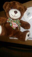 """Go! Games ~Gus BowTie Bear~ Plush Stuffed Animal ~10"""" Toy  -NWT"""