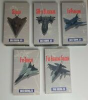 Great Fighting Jets VHS Lot of 5 Tapes 1992 Time Life Video SEE TITLES BELOW