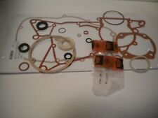 Harley-Davidson Aermacchi Complete Engine Gasket Set for SX & SS 175 Two Stroke.