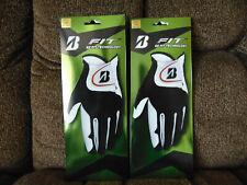 Bridgestone EZ Fit Golf Glove Men's Left Hand (2) S/M Sm-Med Gloves Breathable