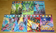 Triple X #1-7 VF/NM complete series - pander bros. brothers dark horse comic xxx