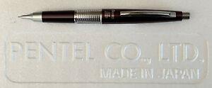 Limited Edition P1035-DB Burgundy (Bordeaux) Pentel 5 Sharp Kerry 0.5mm Pencil