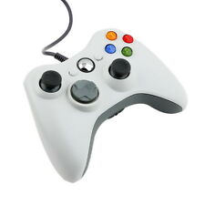 New USB Wired Xbox 360 Controller Game Pad For Microsoft Windows Laptop PC