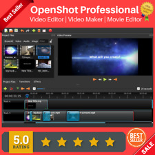 Video Editing Software for sale | eBay