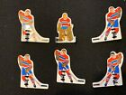 Vintage Munro Montreal Canadians Table Hockey Metal Players