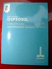 Okuma CNC System Maintenance Manual OSP5020L 3345-E-R1 (Inv.9981)