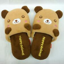 Cute Bear Animal Slippers