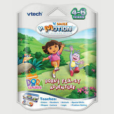 Neu Vtech Vsmile Vmotion Tv Lernen Dora The Explorer