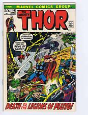 Thor  #199 Marvel 1972