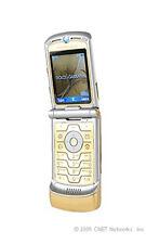 Motorola RAZR V3i DG Handy- Gold SimlockFREI Neuware originalverpackt 24 Mo Gara