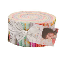 "Moda FABRIC Jelly Roll ~ SUNNYSIDE UP ~ by Corey Yoder  40 - 2 1/2"" Strips"