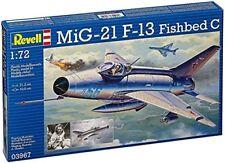 Revell maqueta MiG-21 F.13 Fishbed C escala 1 72 (03967)