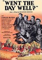 WENT THE DAY WELL - DVD - Region Free - Sealed