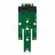 Hot sell  mSATA Mini PCI-E 3.0 SSD to NGFF M.2 B Key SATA Interface Adapter Card