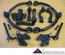 Suspension & Steering Control Arm Inner Outer Tie Rod End Idler Arm front kit