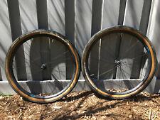 Shimano RX-570 650b Wheelset w/ Panaracer Gravel King Tires GRX Gravel Wheels