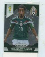 GIOVANI DOS SANTOS 2014 Panini Prizm World Cup Soccer #147 Mexico