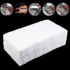 100pcs White Multi-functional Magic Sponge Eraser Cleaner 100 x 60 x 15mm NW