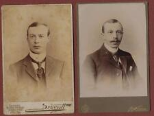 Gentlemen from 'Smithard' collection cabinet photographs  qp.1036