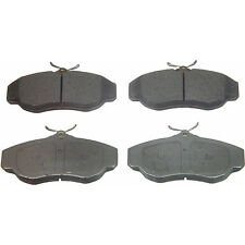 Wagner MX676 Semi-Met Disc Brake Pad Set